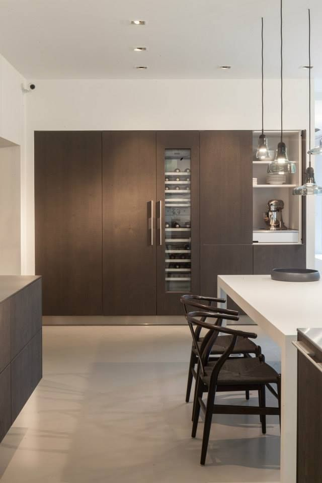 kitchen by bulthaup Belgium - van damme team , photography by - plana küchenland augsburg