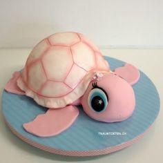 Schildkroten Torte Torten Kuchen Backen Und Geburtstagskuchen