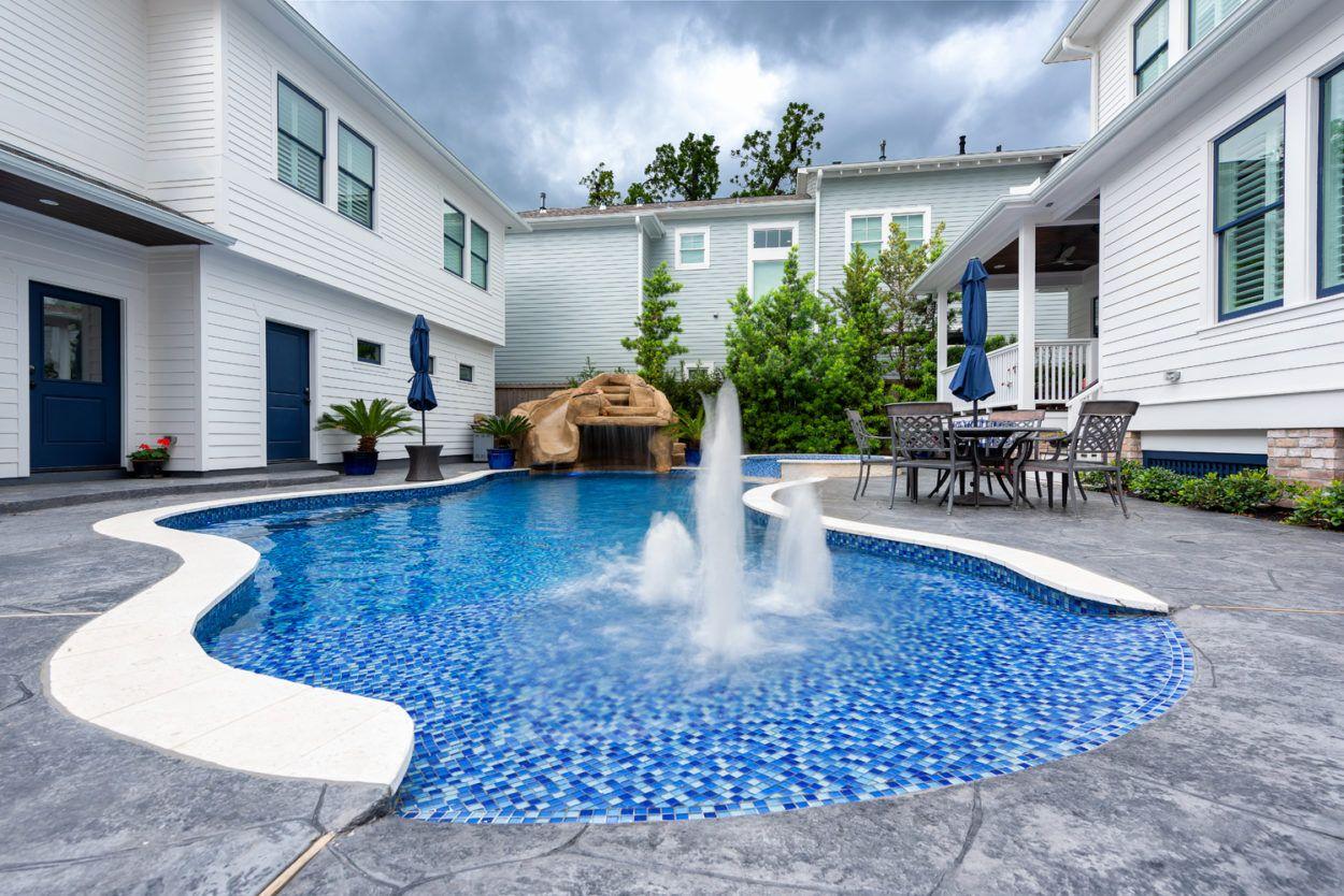 Custom Swimming Pools Priced Between 50k100k Platinum
