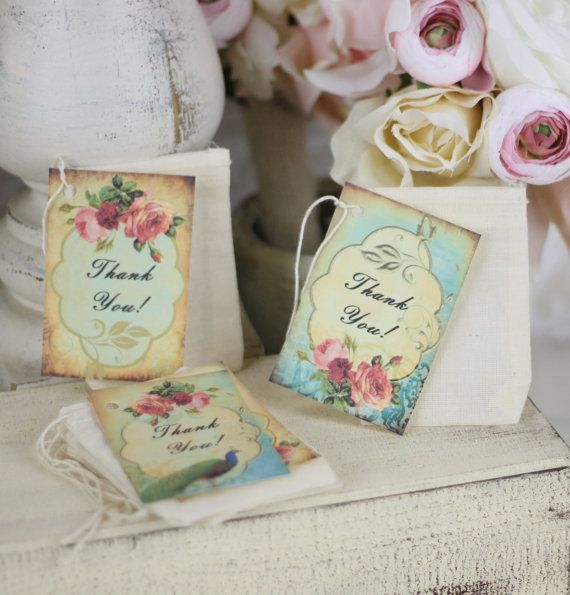 Wedding Favor Bags Thank You
