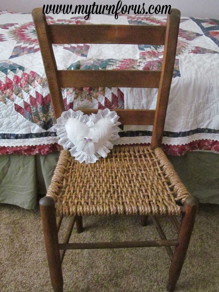 Captivating Rope+or+Hemp+Bottom+Chair+ +I+found+this+old+neglected+chair+on+itu0027s+way+to+the+garbage+and+just+had+to+save+it  The+wood+was+so+dry,+West+Texas+is+so+very+ ...