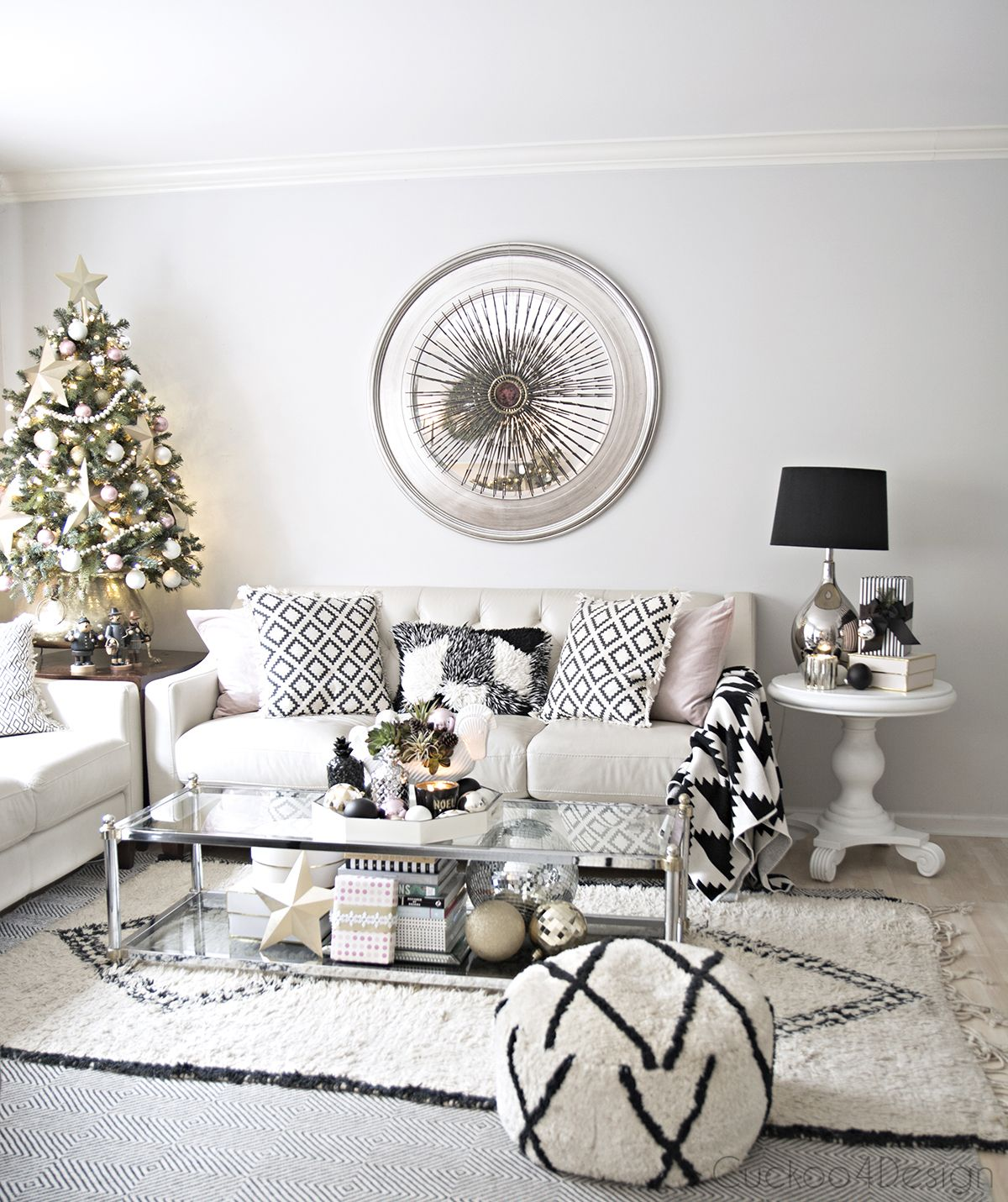 Better Homes and Gardens Christmas Ideas Home Tour | Cuckoo ...