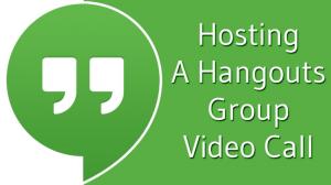 Hangout Group Chat - Enjoy a Group Conversation on Hangout - TechSog