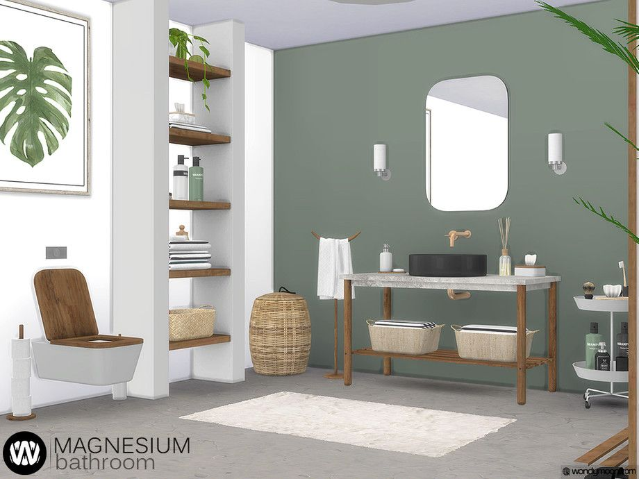 By chris holt macworld | today's best tech deals picked by pcworld's editors to. wondymoon's Magnesium Bathroom in 2020 | Sims 4 bedroom ...