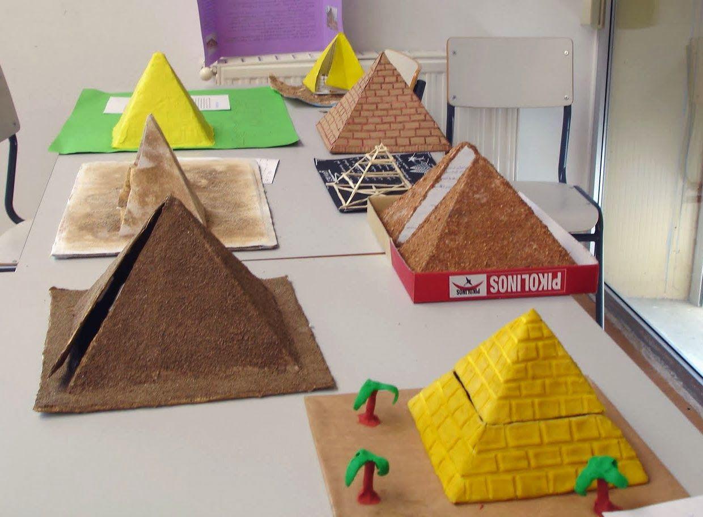 Las piramides de egipto para ni os buscar con google for Manualidades primaria