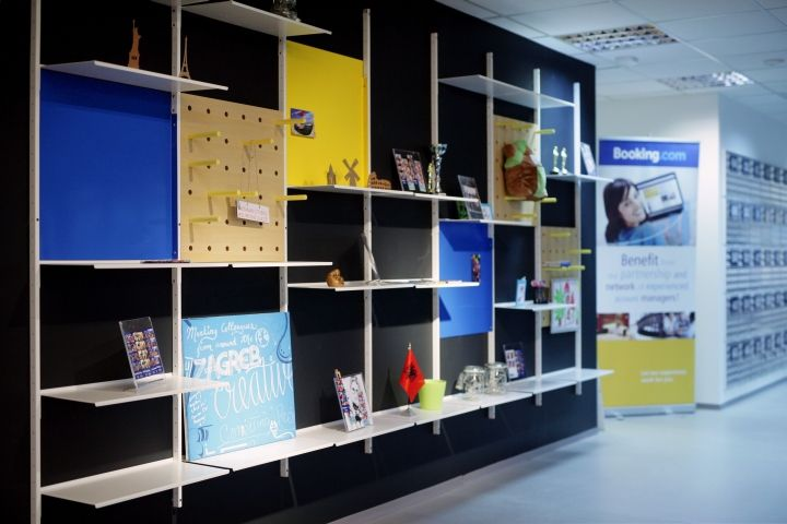 Booking Com Office By Brigada Zagreb Croatia Retail Design Blog Zagreb Croatia Office Zagreb