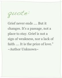 Allow Grief to Be Felt - Babywise Mom