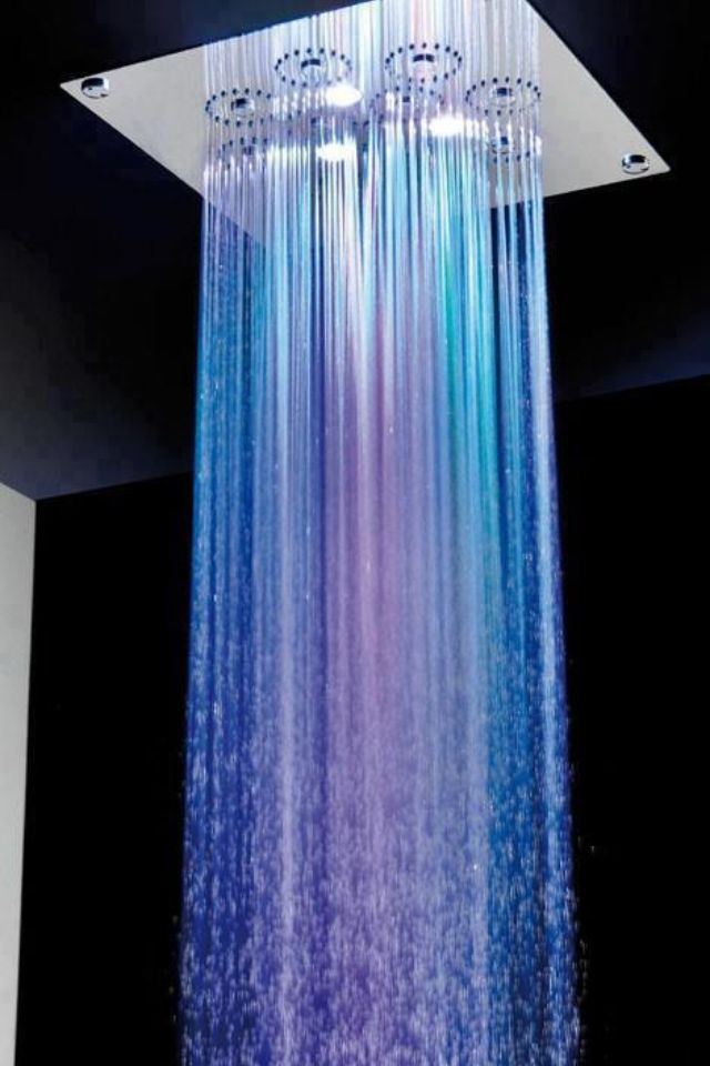 Merveilleux AWESOME Colorful Shower