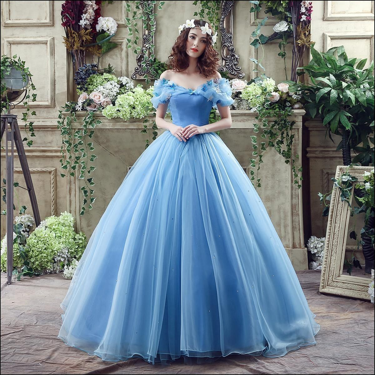 Masquerade Ball Gowns for Rent