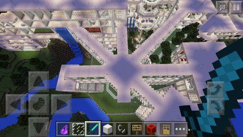 Neo City V 4 0 Map For Minecraft Pe 0 13 0