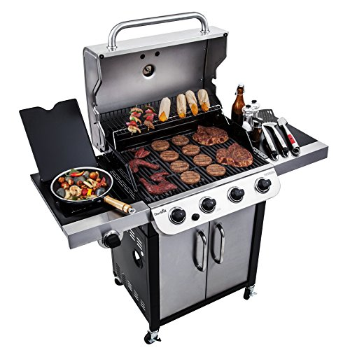 Propane Gas Grill Reviews Char Broil