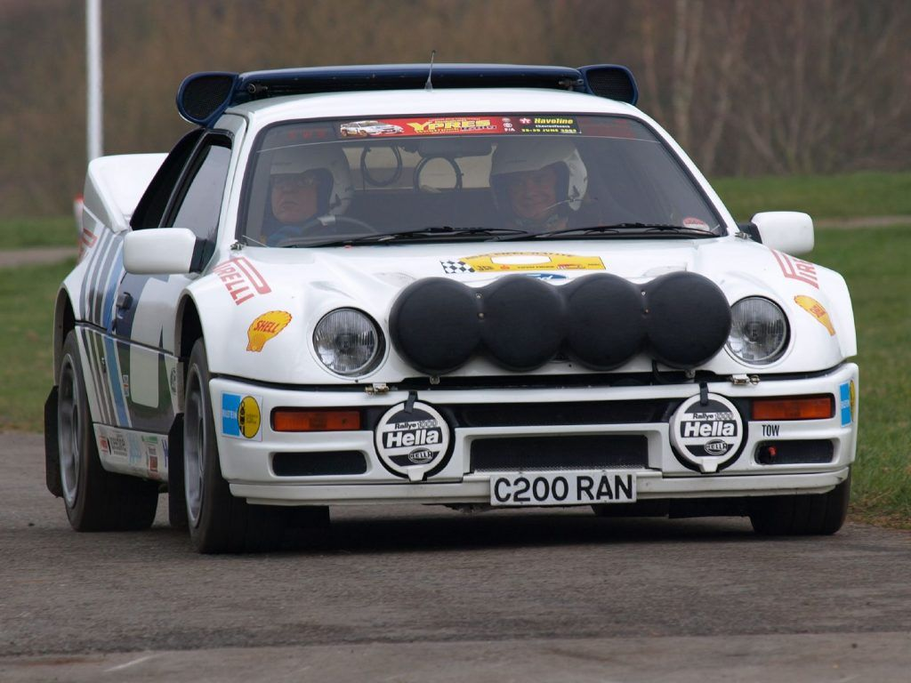 1986 Ford Rs200 Evolution Gallery 2020 車