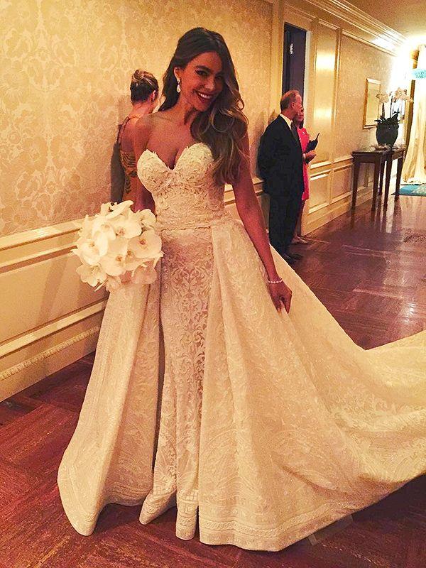 Protected Blog Log In Sofia Vergara Wedding Celebrity Bride Sofia Vergara Wedding Dress
