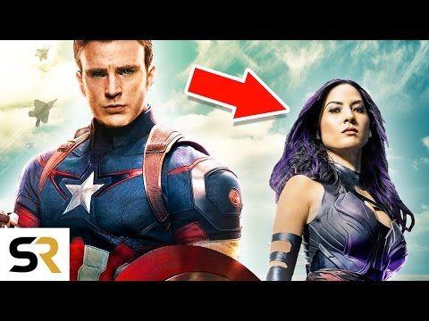 Avengers Vs X Men Who Is Marvels Strongest Team Avengers Marvel X Men