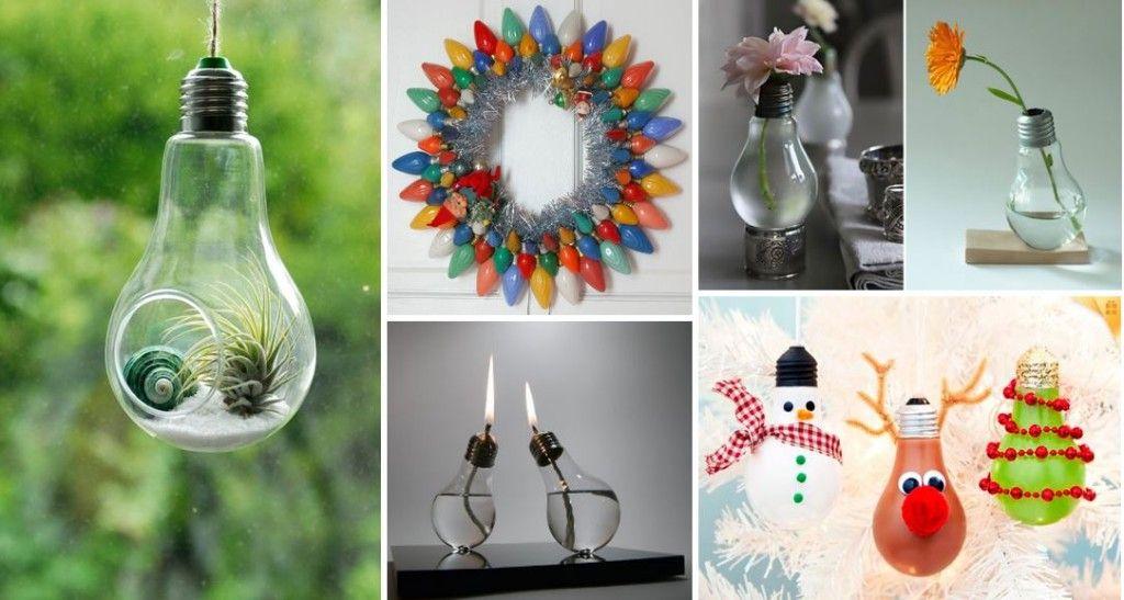 21 geniálnych nápadov, ako využiť staré žiarovky - To je nápad! Všetky nájdete na tejto adrese: http://www.tojenapad.sk/21-genialnych-napadov-ako-vyuzit-stare-ziarovky/#prettyPhoto  #diy #žiarovky #bulbs #tips #urobsisam #handmade #tojenápad