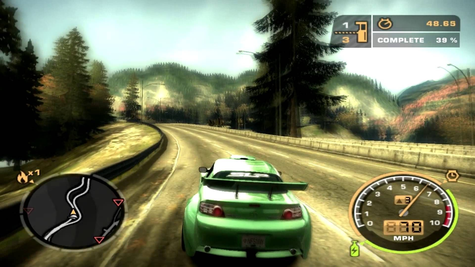 Need For Speed Most Wanted 2005 Challenge Series 3 Jogos De