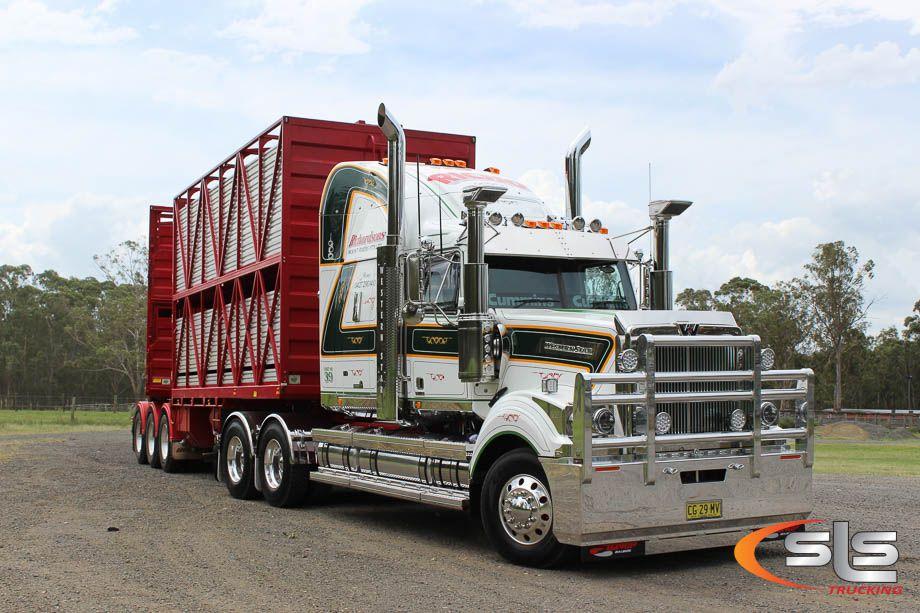 Richardson Western Star 4900fxt Trucks Truck Festival Outback