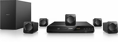 cool PHILIPS 5.1 CH 3D Blu-ray Home Theater System - WIFI - HTB3524F7B - For Sale Check more at http://shipperscentral.com/wp/product/philips-5-1-ch-3d-blu-ray-home-theater-system-wifi-htb3524f7b-for-sale/