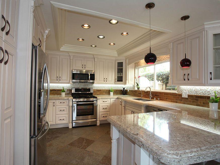 Cascade White Quartz Quartz Countertops Off White Kitchens