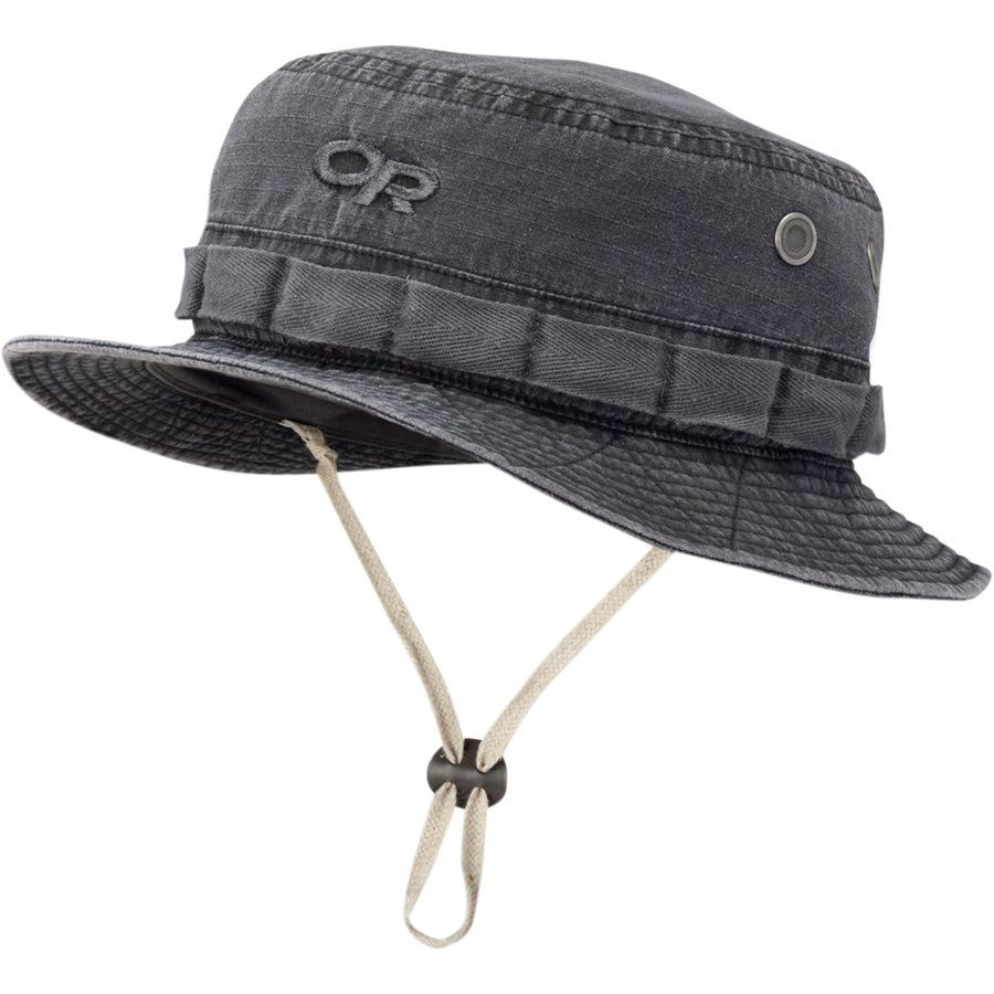 e9c045f29f7 Outdoor Research Congaree Hat Charcoal