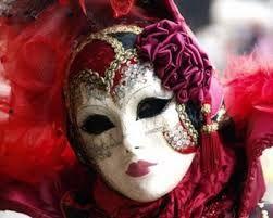 Risultati immagini per maschere di carnevale veneziane