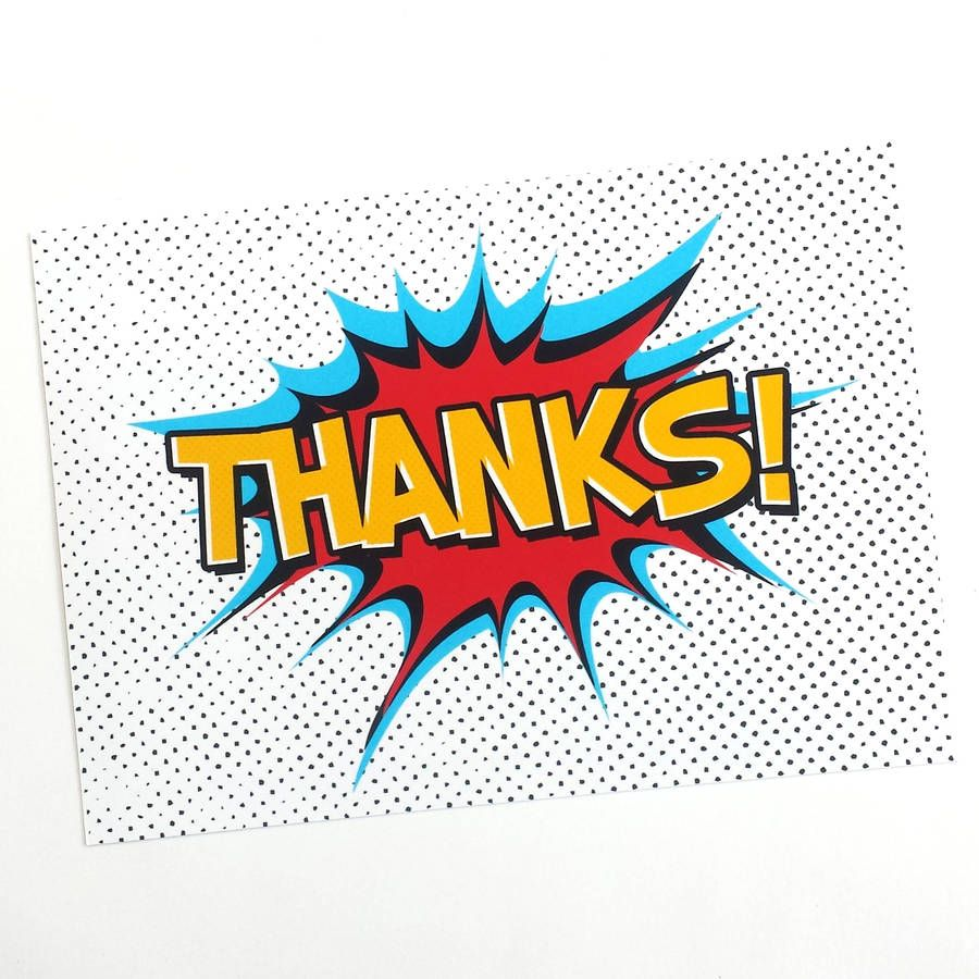 002 superhero thank you Google Search Thank you cards