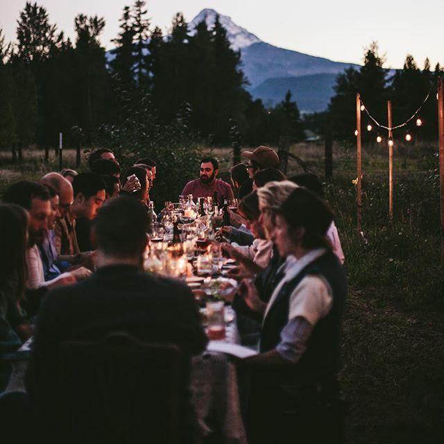 Portland Secret Suppers    Photo credit to @evakosmasflores   #chasingthelight