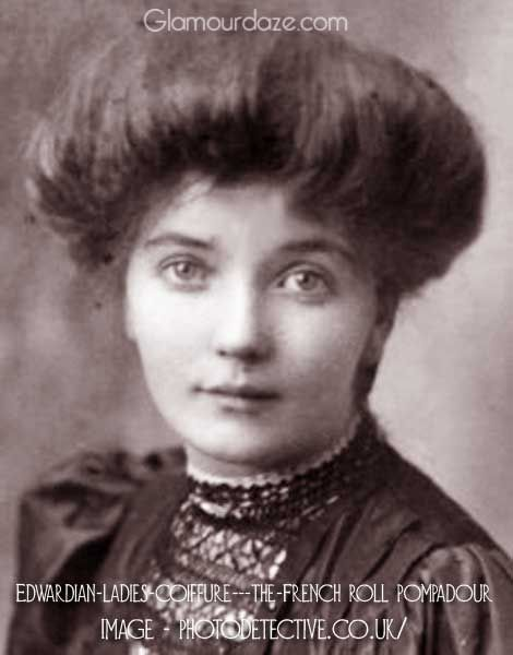 Edwardian Guide To Makeup And Hairstyles I Want Pinterest