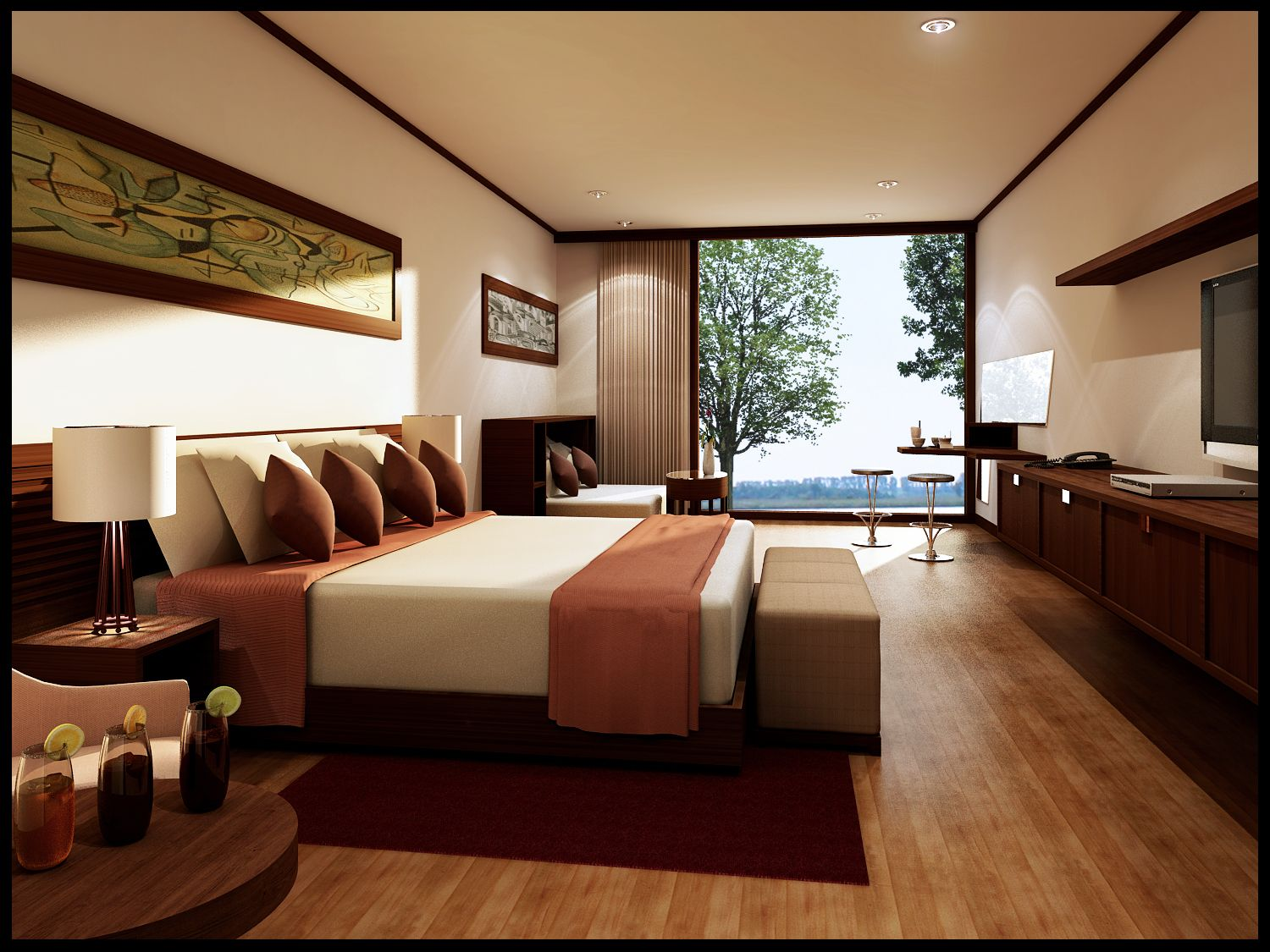 Lavish Modern Bedroom Ideas | Bedrooms, Contemporary and Bedroom ...