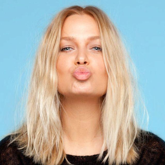 Lara Bingle Lob Haircare Hair Hairstyles Hairtrend Nak Nakhair Edgy Hair Hair Envy Perfect Hair