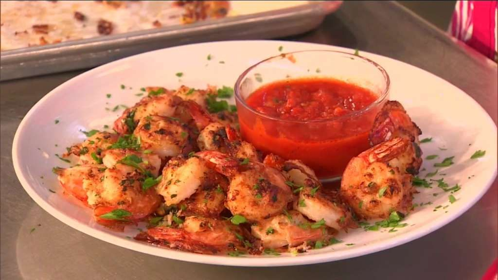 Garlicky Shrimp Cocktail/Belkys – WSVN 7News | Miami News