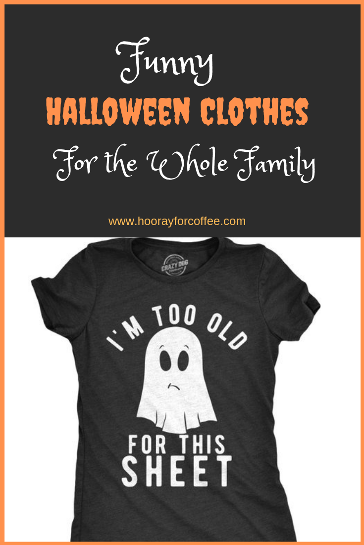 db385dcf Funny Halloween Clothes for the Whole Family Halloween Pajamas, Halloween  Drinks, Halloween Games,