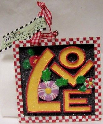 ME LOVE CHRISTMAS ORNAMENT FRONT New $8.99 · Mary EngelbreitResinChristmas  ... - ME LOVE CHRISTMAS ORNAMENT FRONT New $8.99 Christmas Ornaments