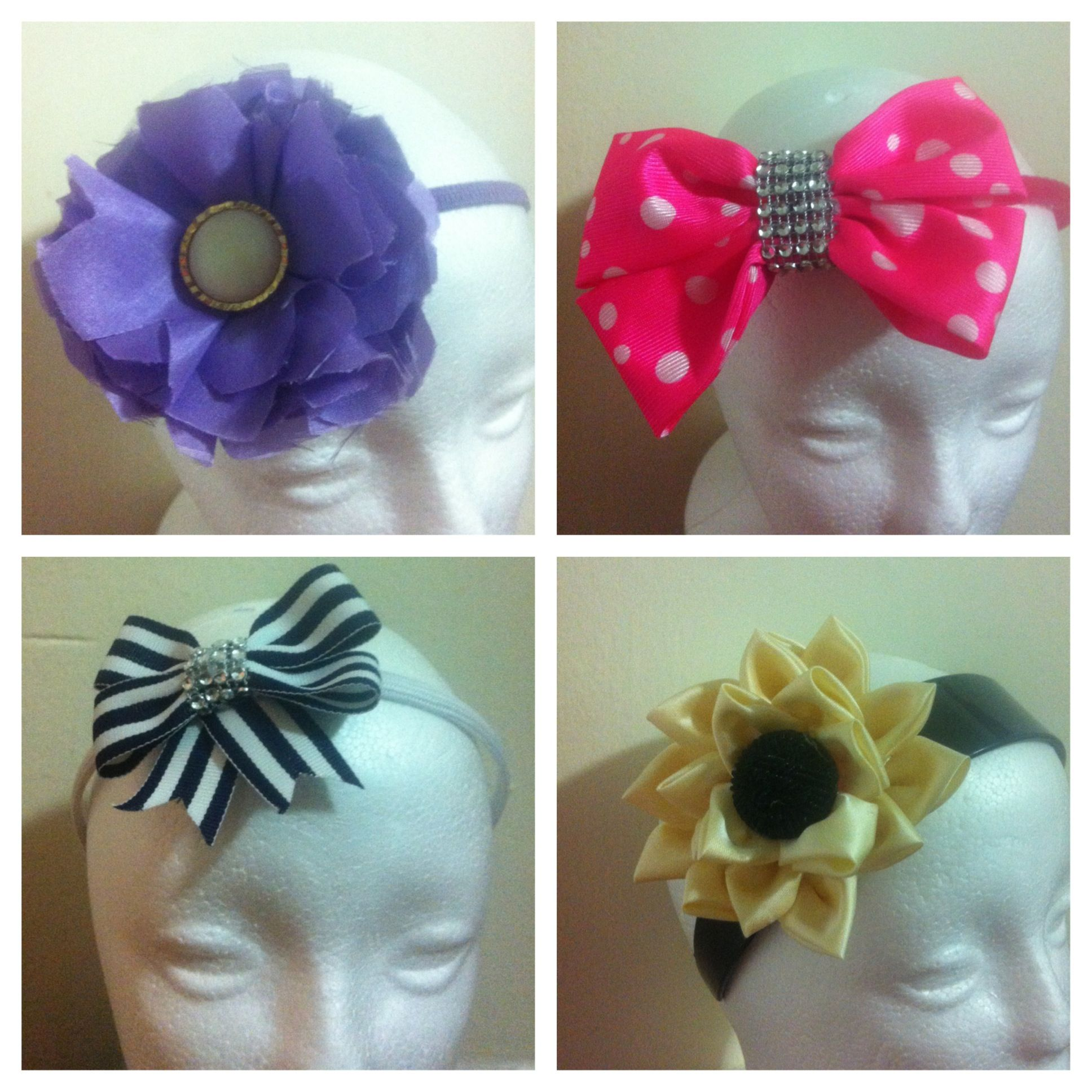 Head bands for kids and adults