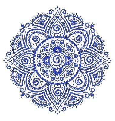 pin von raya auf indian ornaments  pattern | mandala malvorlagen, mandala ausmalen, mandalas muster