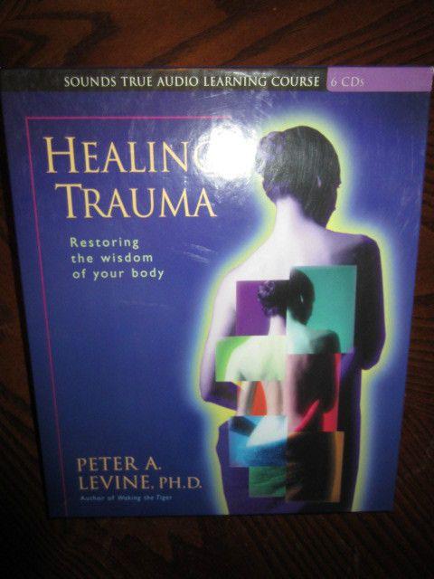 healing trauma peter levine audio
