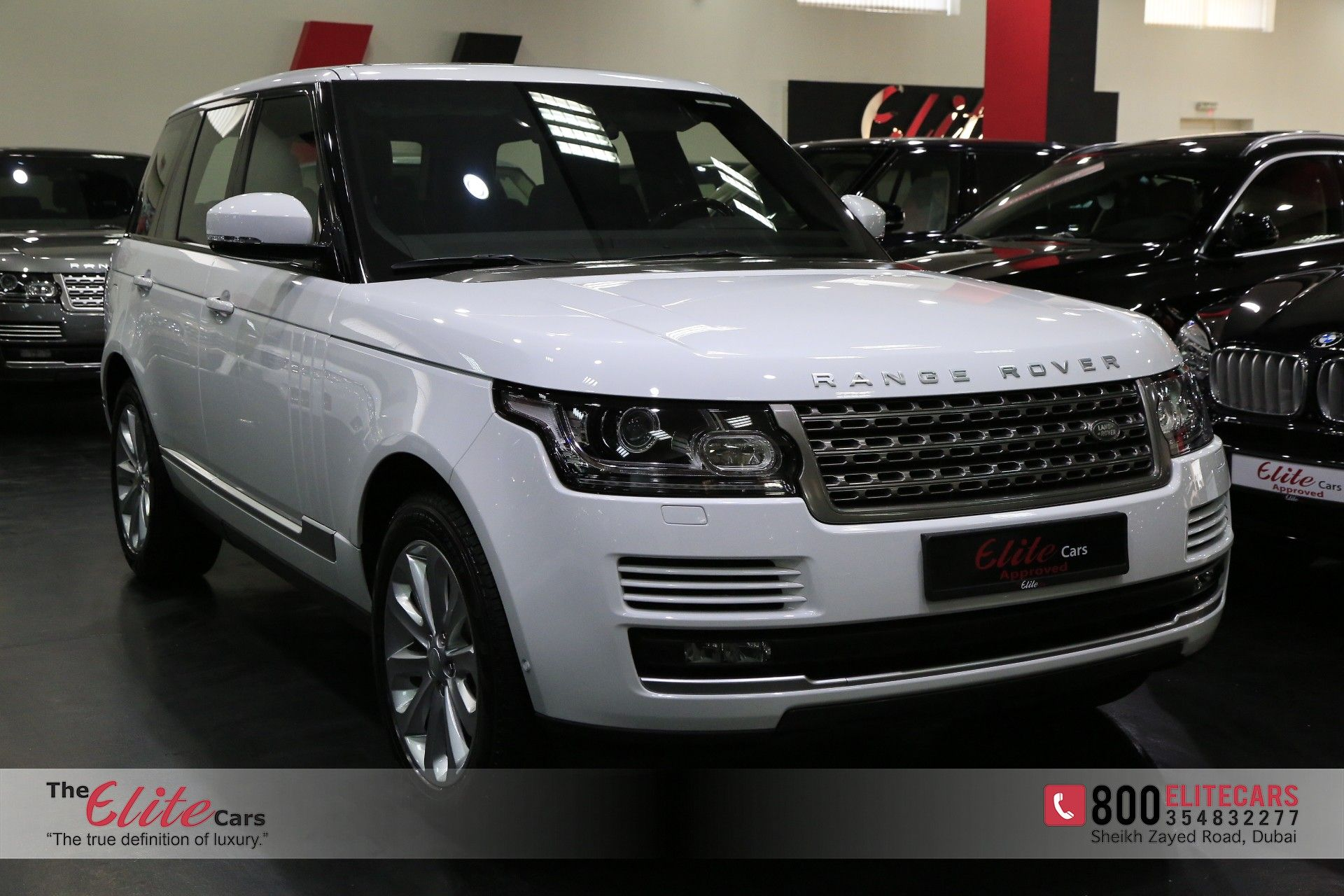 Range Rover Vogue Hse 2015 for Sale in Dubai, AED 379,000