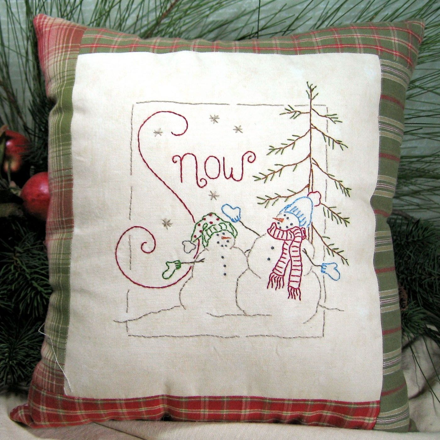 Simple joys of winter winter christmas patterns crabapple hand embroidery pattern snow crabapple hill studio bankloansurffo Gallery