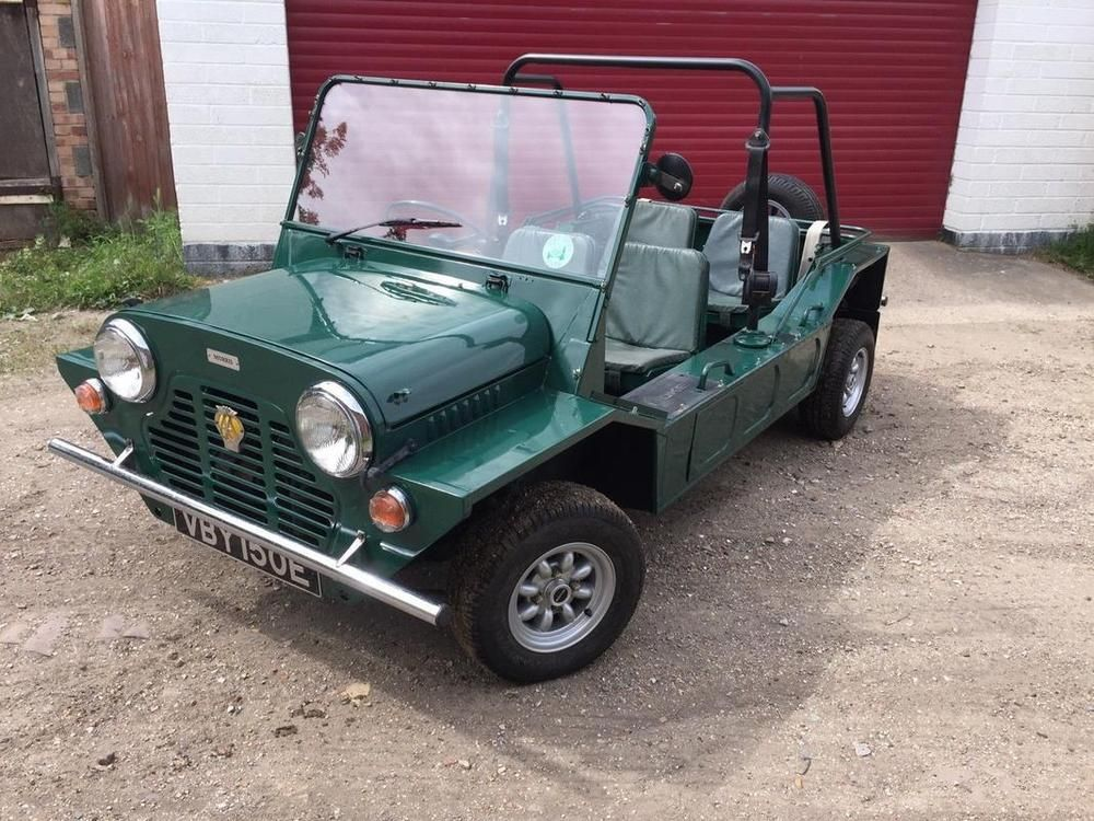 eBay: Morris Mini Moke 1966 Classic Car #classicmini #mini | UK ...