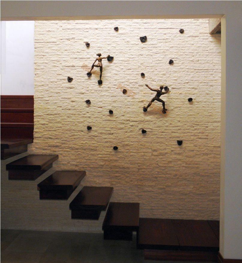 Espacato google search home pinterest escalada - Decoracion paredes escaleras ...