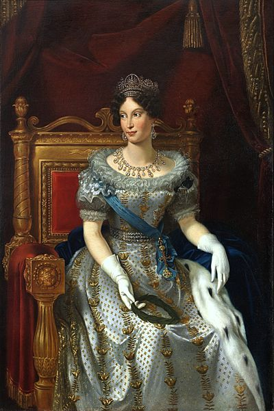 La emperatriz María Luisa