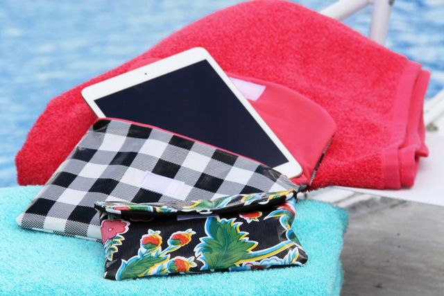 How to Make Water-Resistant Cases for Your iPhone and iPad ...