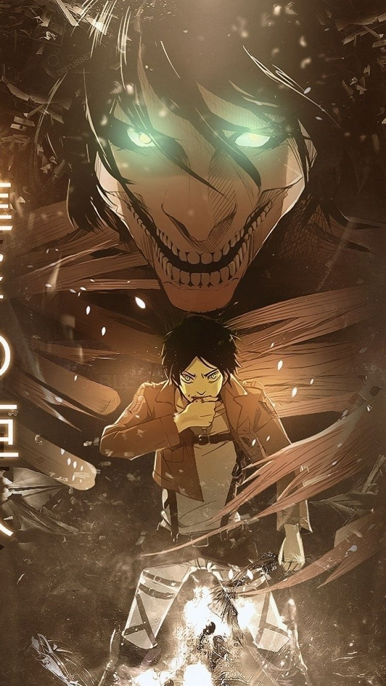 Attack On Titan iPhone Wallpapers   Top Free Attack On Titan ...
