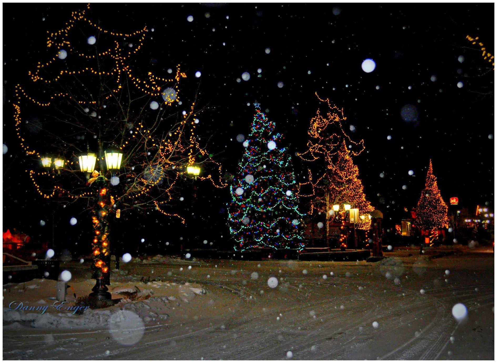Big Bear Christmas.Big Bear Lake Ca Christmas Time In The Village Village