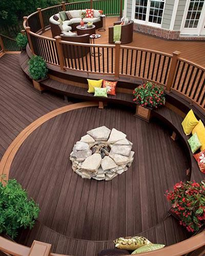 Home Depot Canada Collection Of Composite Decks.