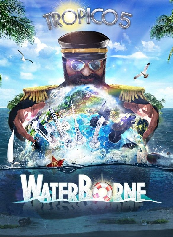 "Good news for Tropico fans, as the latest installment in the series will receive the first major expansion very soon. Publisher Kalypso has just announced ""Waterborne"" DLC will hit PC on December 17."