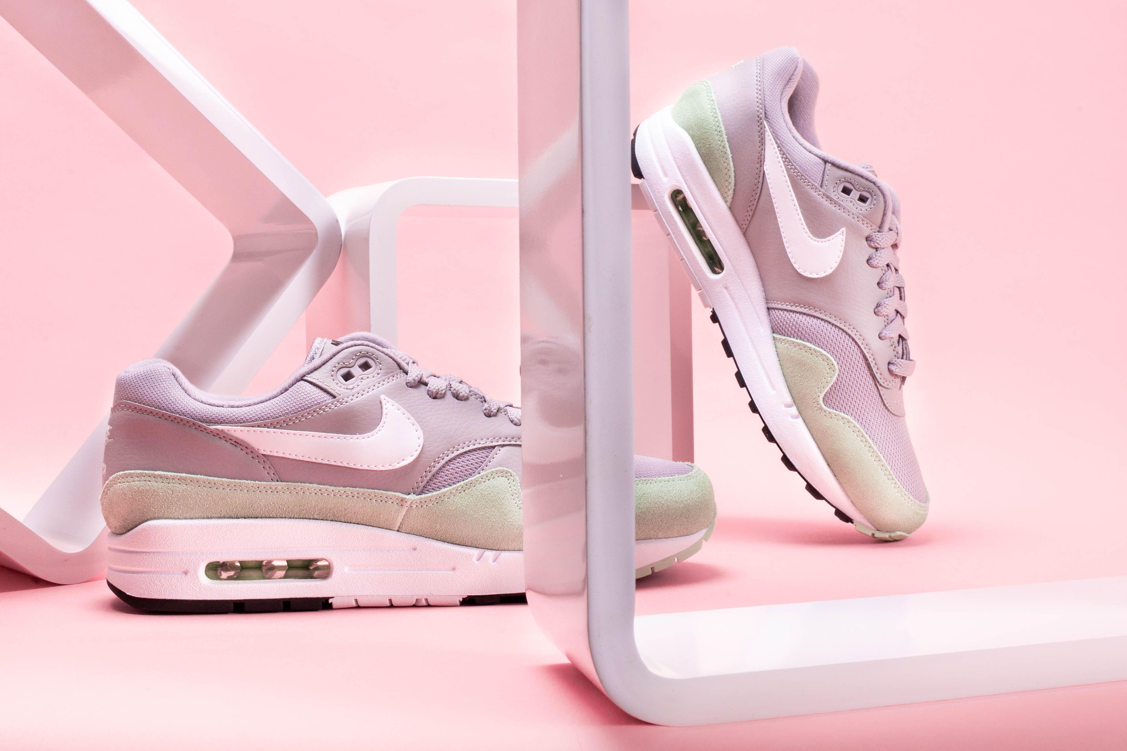 Nike Air Max 1 Gris Fresh Mint | Chaussure basket homme