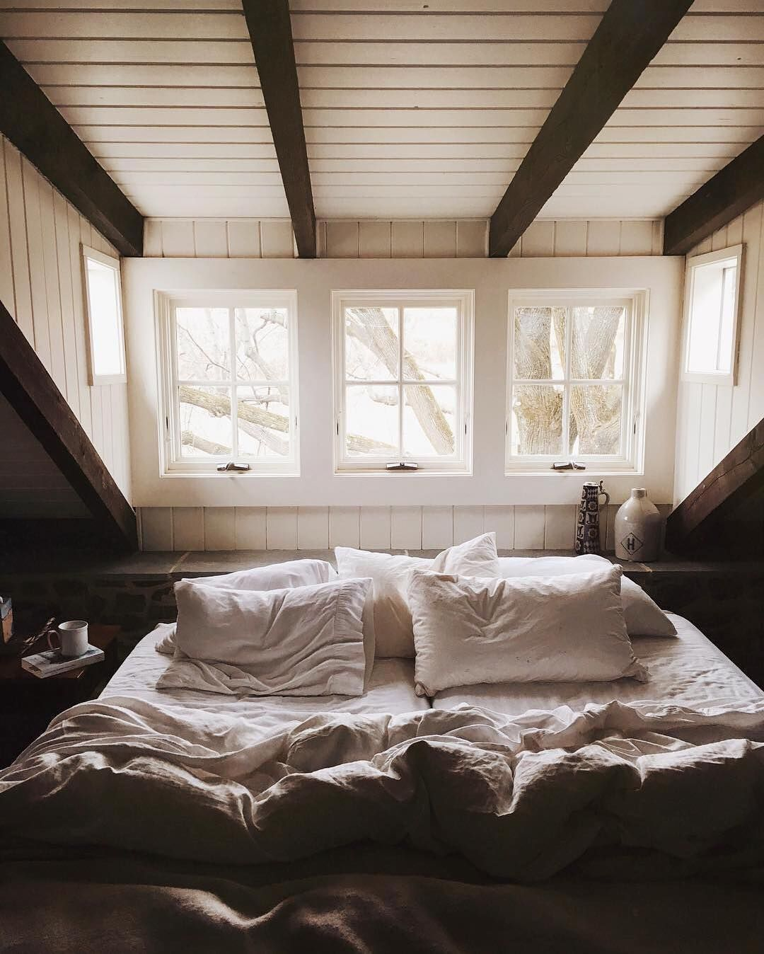 Already Dreaming Of Lazy Mornings And Weekend Naps Image Forestbound Tagged With Apartmenttherapy