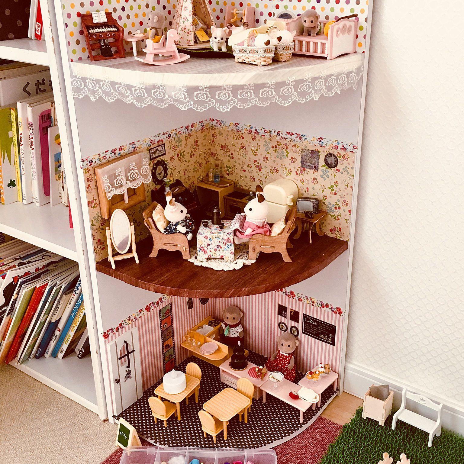 2c6e5e2f8a Daiso / Handmade / Celia / 100 Equal / Sylvania / Children Room Girls ... и  т. Д. Пример интерьера - 2018-02-11 00:29:42 | RoomClip (зажим для комнаты)