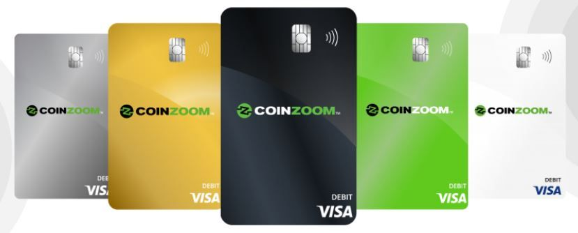 Coinbase's 1 Competitor, CoinZoom Cryptocurrency Exchange